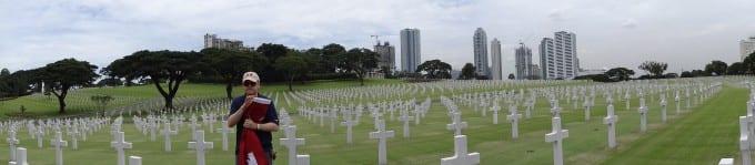 0_panorama_manila american cemetery