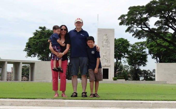 Family Lacina