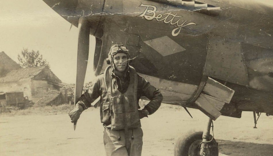 Henry Garlington pilot Betty