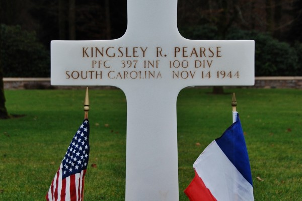 Kingsley R. Pearse, Class of 1946