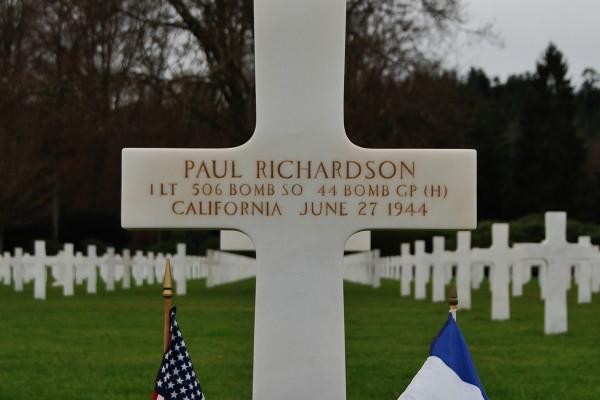 Paul Richardson, Class of 1944