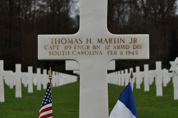 Thomas H. Martin, Jr., Class of 1940